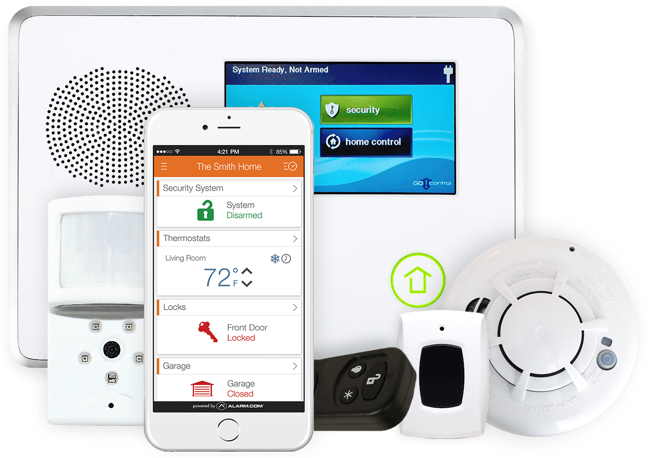 Exceptionnel Home Security Systems